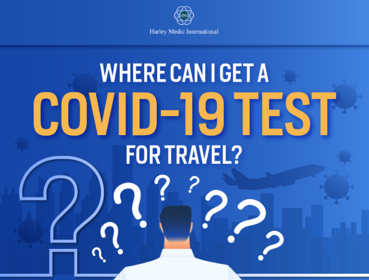 Where can I get a COVID-19 test for travel?